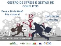 GESTÃO DE STRESS E DE CONFLITOS