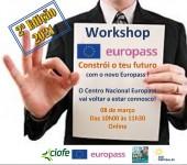 WORKSHOP EUROPASS - 2ª EDIÇÃO