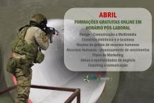 FORMAÇÕES FINANCIADAS - ABRIL